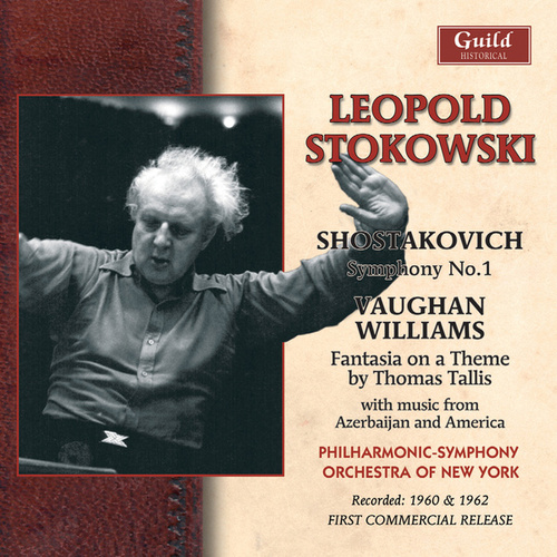 Play & Download Leopold Stokowski - Amirov, Shostakovich, Vaughan Williams, Kurka 1960 & 1962 by Leopold Stokowski | Napster