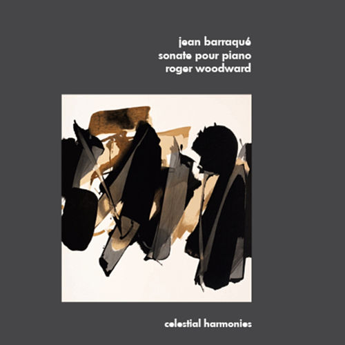 Jean Barraqué: Sonate Pour Piano by Roger woodward