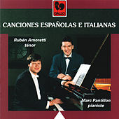 Play & Download Canciones Españolas e Italianas by Marc Pantillon | Napster