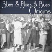 Blues & Blues & Blues Origins - Vol 1 von Various Artists
