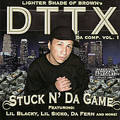 Play & Download Stuck N' Da Game by DTTX | Napster