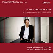Play & Download J.S. Bach: Piano Concertos, BWV 1052-1058 (Movimentos Edition) by Yorck Kronenberg | Napster