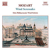 Play & Download Wind Serenades by Wolfgang Amadeus Mozart | Napster