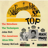 Play & Download Treasure Isle Top Rock Steady by Various Artists | Napster