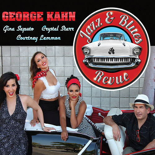 Play & Download Jazz & Blues Revue by George Kahn | Napster