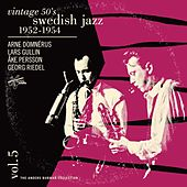 Vintage 50's Swedish Jazz Vol. 5 1952-1954 by Lars Gullin