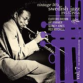 Play & Download Vintage 50's Swedish Jazz Vol. 7 1953-1954 by Various Artists | Napster