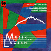Play & Download Musik in Luzern: A Capella Chormusik (A Capella Choir Music) by Luzerner Singer | Napster