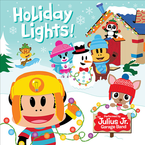 Holiday Lights! (Broadcast Version 1) By The Julius Jr