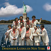Dimension Latina En New York by Dimension Latina
