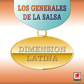 Los Generales De La Salsa by Dimension Latina