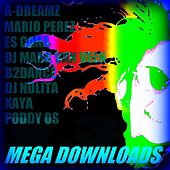 Play & Download MEGA Downloads V9 by Various Artists | Napster