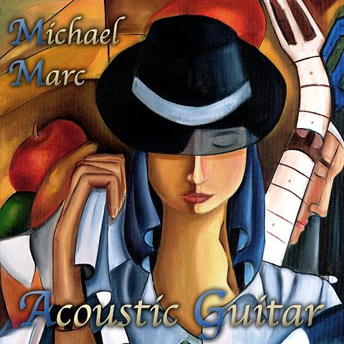 Acoustic Guitar by Michael Marc