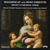 Play & Download Magnificat & Nunc Dimittis Vol. 12 by Ripon Cathedral Choir | Napster