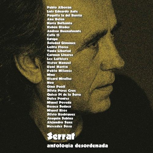 Antología Desordenada by Joan Manuel Serrat