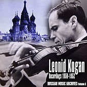 Russian Music Archives, Volume 2 (Recordings 1950 - 1952) by Various Artists