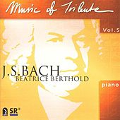 Music Of Tribute, Vol. 5: J.S. Bach by Various Artists