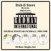 Play & Download Redman International: Digital Roots Dancehall 1985 to 1990 - 10 Rare Singles Set by Various Artists | Napster