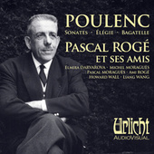 Play & Download Poulenc -- Pascal Rogé et ses amis by Various Artists | Napster