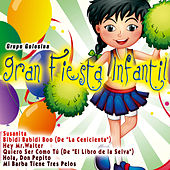 Play & Download Gran Fiesta Infantil by Grupo Golosina | Napster
