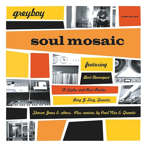 Soul Mosaic by Greyboy
