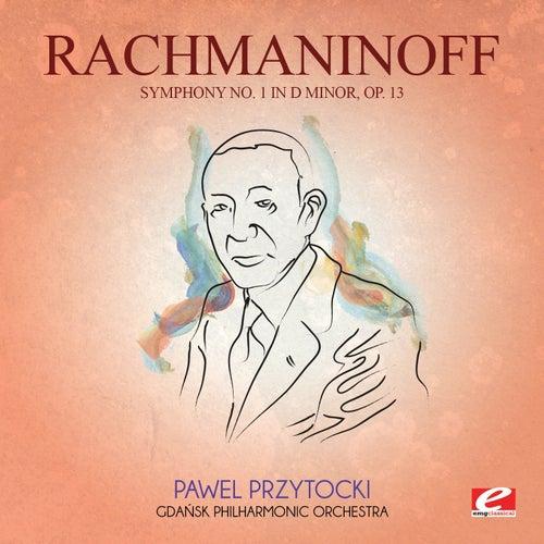 Rachmaninoff: Symphony No. 1 in D Minor, Op. 13 (Digitally Remastered) by Pawel Przytocki