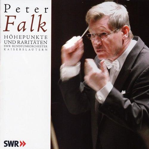 Play & Download Peter Falk / Höhepunkte und Raritäten by SWR Rundfunkorchester Kaiserslautern | Napster