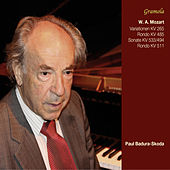 Mozart: Piano Works by Paul Badura-Skoda