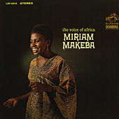 The Voice of Africa by Miriam Makeba