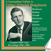 Erling Blöndal Bengtsson - Complete HMV Solo Recordings 1950-1961 by Various Artists