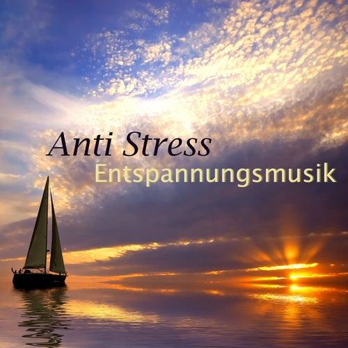 Anti Stress Entspannungsmusik - Klangtherapie und Meditationsmusik & New Age Hintergrundmusik mit Naturgeräusche und Soundeffekte by Entspannungsmusik Akademie