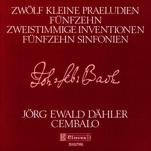 Johann Sebastian Bach: Cembalowerke by Johann Sebastian Bach