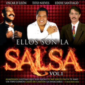 Play & Download Ellos Son La Salsa by Various Artists | Napster