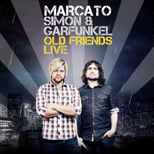 Simon & Garfunkel, Old Friends Live by Marcato