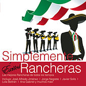 Play & Download Simplemente... Exitos Rancheras by Various Artists | Napster