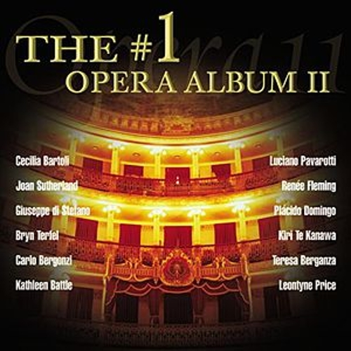 Play & Download The #1 Opera Album II by Various Artists | Napster