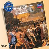 Schoenberg: Moses und Aron by Various Artists