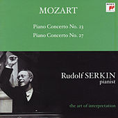 Play & Download Mozart: Piano Concertos Nos. 23 & 27 [Rudolf Serkin - The Art of Interpretation] by Alexander Schneider; Columbia Symphony Orchestra; Rudolf Serkin | Napster