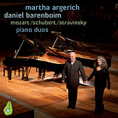 Play & Download Mozart, Schubert & Stravinsky Piano Duos by Daniel Barenboim | Napster