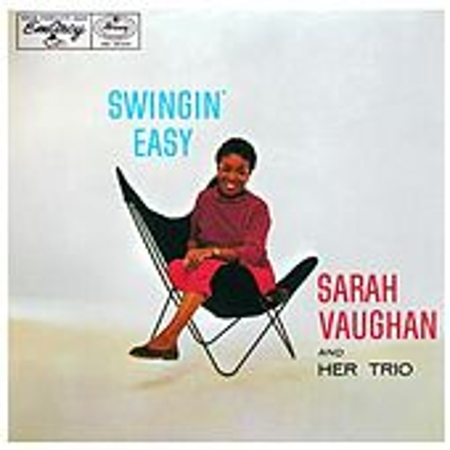 Play & Download Swingin' Easy by Sarah Vaughan | Napster
