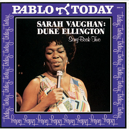 Play & Download Duke Ellington Songbook Two by Sarah Vaughan | Napster