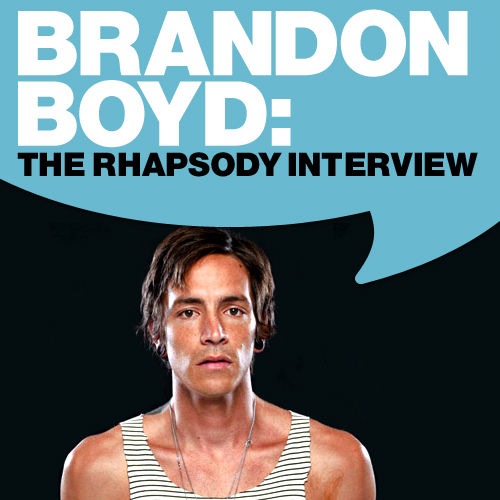 Play & Download Incubus; The Rhapsody Interview by Incubus | Napster