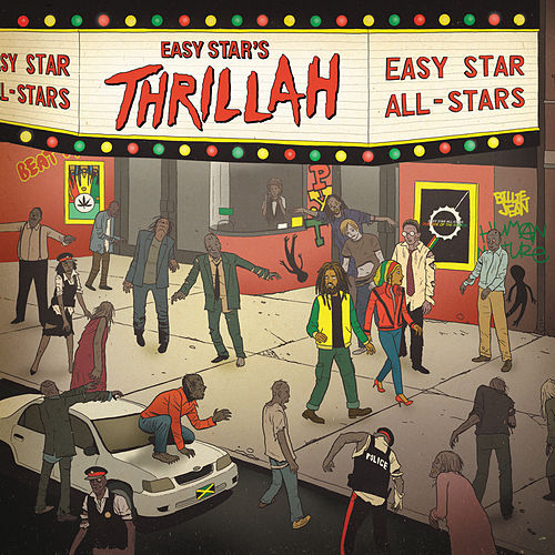 Play & Download Easy Star's Thrillah by Easy Star All-Stars | Napster