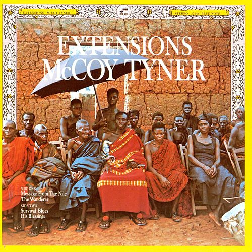 Extensions by McCoy Tyner