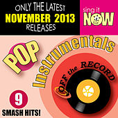 Nov 2013 Pop Hits Instrumentals by Off The Record Instrumentals BLOCKED