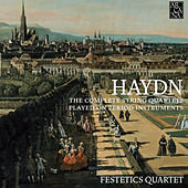 Play & Download Haydn: The Complete String Quartets Played on Period Instruments by Festetics Quartet | Napster