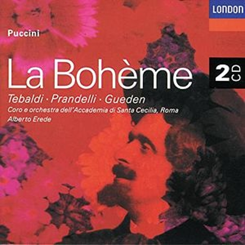 Play & Download Puccini: La Bohème by Various Artists | Napster