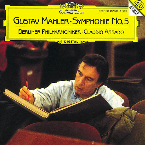Mahler: Symphony No.5 by Berliner Philharmoniker