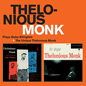 Play & Download Thelonious Monk Trio Plays Duke Ellington + the Unique Thelonious Monk (feat. Oscar Pettiford) by Thelonious Monk | Napster