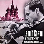 Play & Download Russian Music Archives, Volume 1 (Recordings 1947 - 1949) by Various Artists | Napster